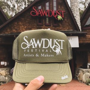 Sawdust Hat Olive